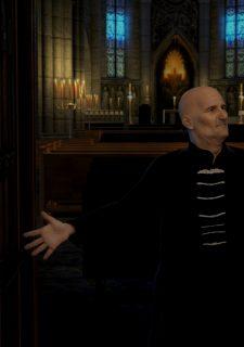 Intolerance- Demon Vampire – 3DZen image 5