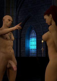 Intolerance- Demon Vampire – 3DZen image 25