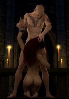 Intolerance- Demon Vampire – 3DZen image 28