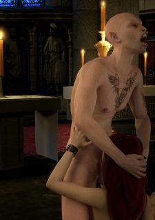Intolerance- Demon Vampire – 3DZen image 37