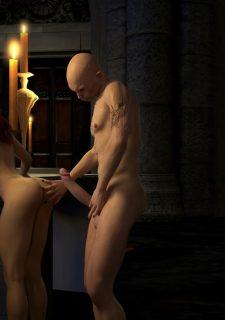 Intolerance- Demon Vampire – 3DZen image 44