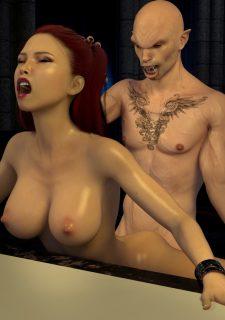 Intolerance- Demon Vampire – 3DZen image 50