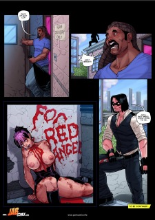 Jab Comix- Red Angel 3 porn comics 8 muses
