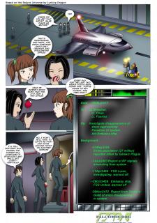 Jade Chan Adventures-1 Growing Up Again Palcomix image 02