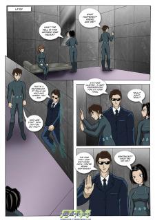 Jade Chan Adventures-1 Growing Up Again Palcomix image 04
