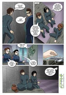 Jade Chan Adventures-1 Growing Up Again Palcomix image 06