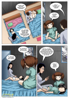 Jade Chan Adventures-1 Growing Up Again Palcomix image 13