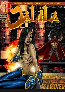 Jalila -Aton stikes back- Ch.1-2(matt johnson) English image 26