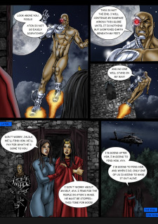 Jalila -Aton stikes back- Ch.1-2(matt johnson) English porn comics 8 muses