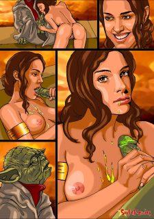 Jedi mind trick porn comics 8 muses