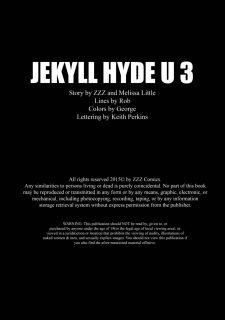 Jekyll Hyde U Part III- ZZZ image 2