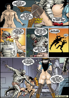 Jewel of the Damned 23-24 porn comics 8 muses