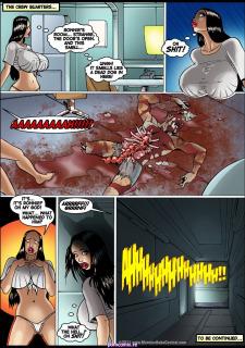 Jewel of Damned 4-6 Fantasy porn comics 8 muses