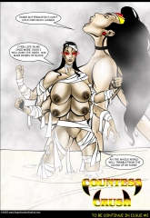 American Fox – Return of Countess Crush porn comics 8 muses