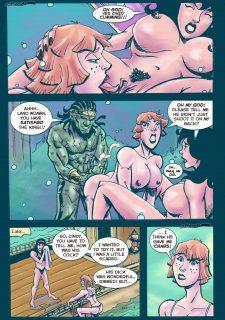 California Poon 1- JKRcomix porn comics 8 muses