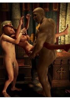 Joff Sansa and freak- Dubhgilla image 04