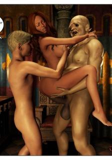 Joff Sansa and freak- Dubhgilla image 05