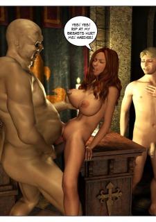 Joff Sansa and freak- Dubhgilla image 07