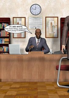 John Persons – Blonde In Office 1 image 07