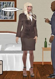 John Persons – Blonde In Office 1 image 09