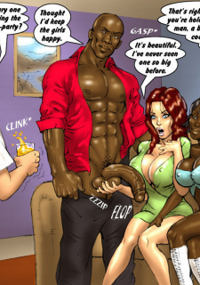 Interracial Pit Pinups- John Persons image 05