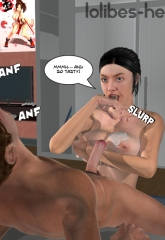 Jude's Sister 3- Caught Masturbating porn comics 8 muses
