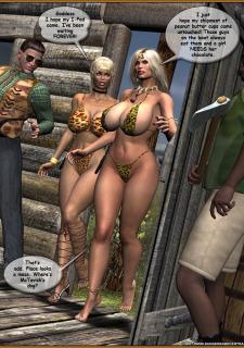 Jungle Tales-Perils Of The Lost Treasure image 05