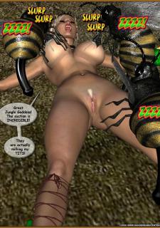 Jungle Tales-Perils Of The Lost Treasure image 107