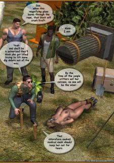 Jungle Tales-Perils Of The Lost Treasure image 119