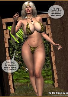 Jungle Tales-Perils Of The Lost Treasure image 121