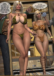 Jungle Tales-Perils Of The Lost Treasure image 144
