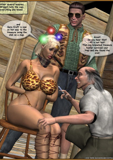 Jungle Tales-Perils Of The Lost Treasure image 150