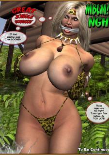 Jungle Tales-Perils Of The Lost Treasure image 16