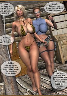 Jungle Tales-Perils Of The Lost Treasure image 24