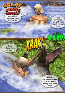 Jungle Tales-Perils Of The Lost Treasure image 30