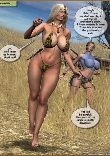 Jungle Tales-Perils Of The Lost Treasure image 36