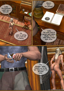 Jungle Tales-Perils Of The Lost Treasure image 38