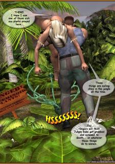 Jungle Tales-Perils Of The Lost Treasure image 44