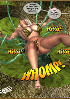 Jungle Tales-Perils Of The Lost Treasure image 45
