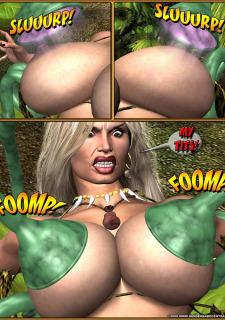 Jungle Tales-Perils Of The Lost Treasure image 49