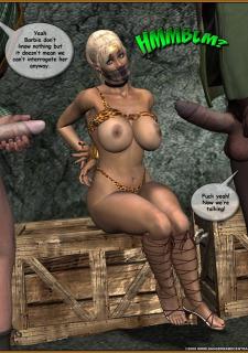 Jungle Tales-Perils Of The Lost Treasure image 55
