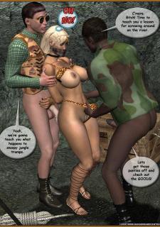 Jungle Tales-Perils Of The Lost Treasure image 56
