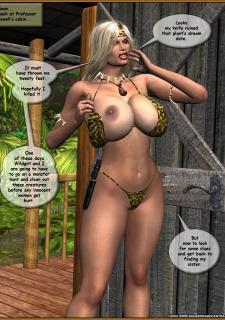 Jungle Tales-Perils Of The Lost Treasure image 72