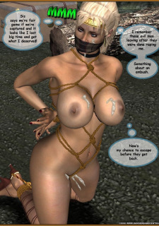 Jungle Tales-Perils Of The Lost Treasure image 88