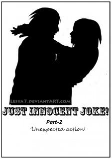 [Lesya7] Just Innocent Joke! (Naruto) image 02