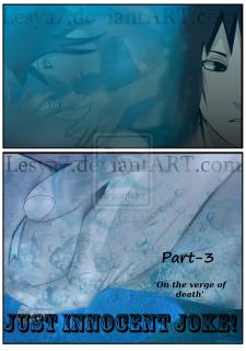 [Lesya7] Just Innocent Joke! (Naruto) image 03