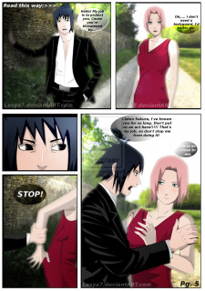 [Lesya7] Just Innocent Joke! (Naruto) image 08