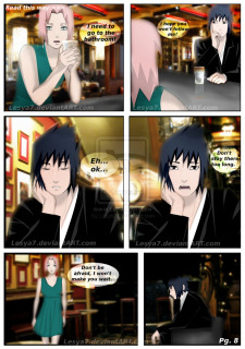 [Lesya7] Just Innocent Joke! (Naruto) image 11