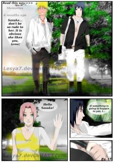 [Lesya7] Just Innocent Joke! (Naruto) image 19
