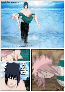 [Lesya7] Just Innocent Joke! (Naruto) image 25